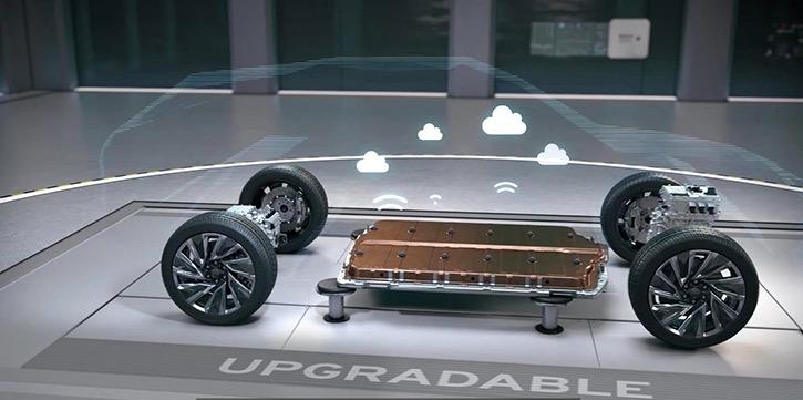 投入超500亿元 上汽通用将全面发力电动智能化