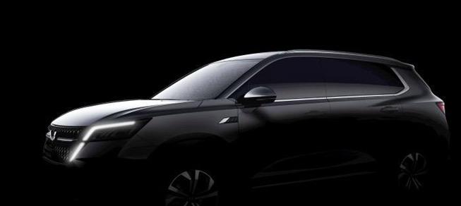 有望6万元起,五菱银标首款SUV即将对外发布