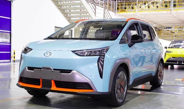 广汽埃安投入约5亿扩建工厂,预计明年产能扩充至20万辆