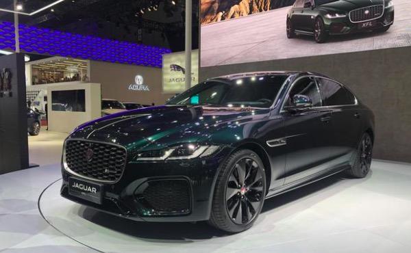 2021上海车展:全新捷豹XFL全球首发