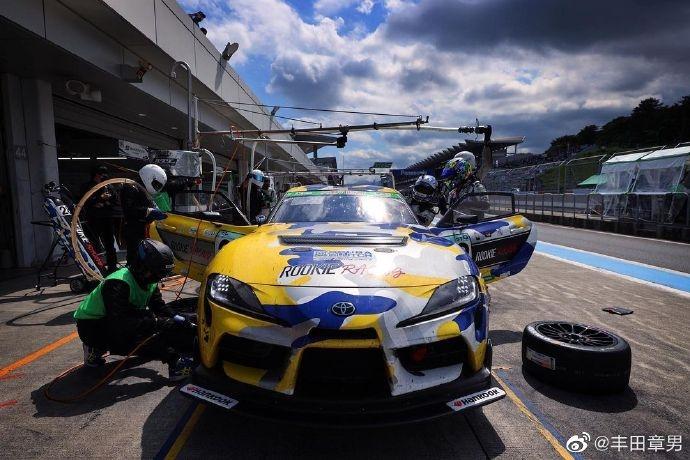 丰田章男发博称赞氢能源 氢汽车完成24小时耐力赛