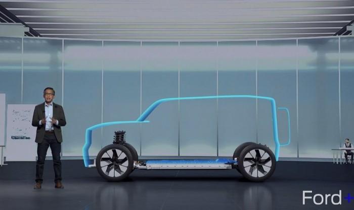 福特披露可扩展新型EV架构计划:看起来为Bronco打造