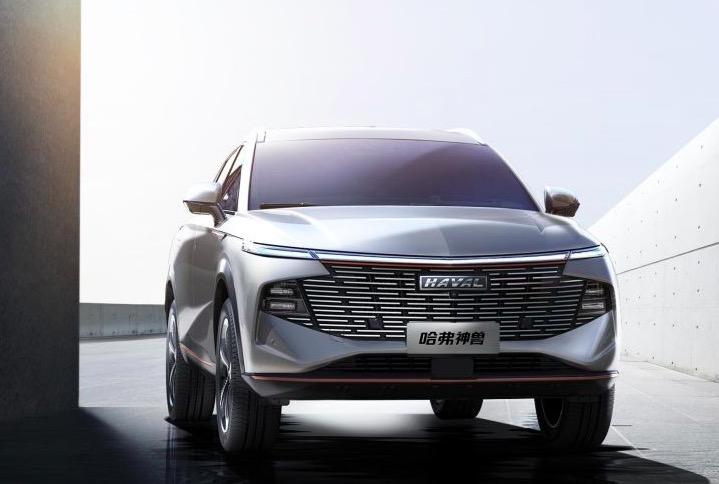 """可实现5G-AVP代客泊车 长城全新旗舰SUV正式命名为""""神兽"""""""