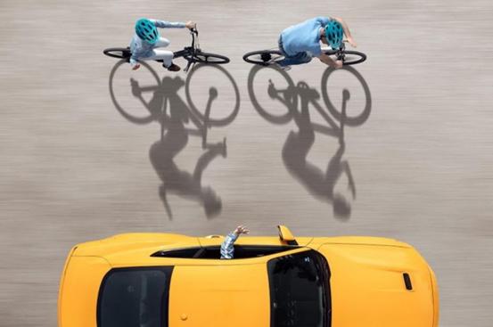 福特研发自行车到车技术 减少碰撞事故