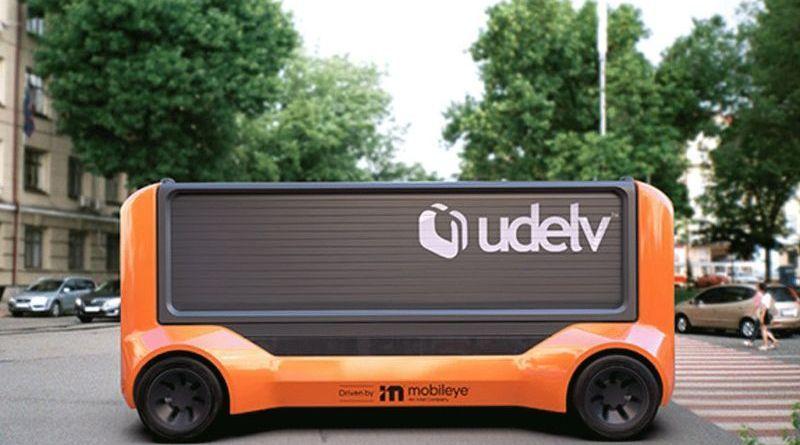 前瞻技术,Mobileye,无人驾驶运输车,最后一英里交付,自动驾驶系统