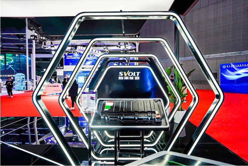 黑科技,电池,上海车展